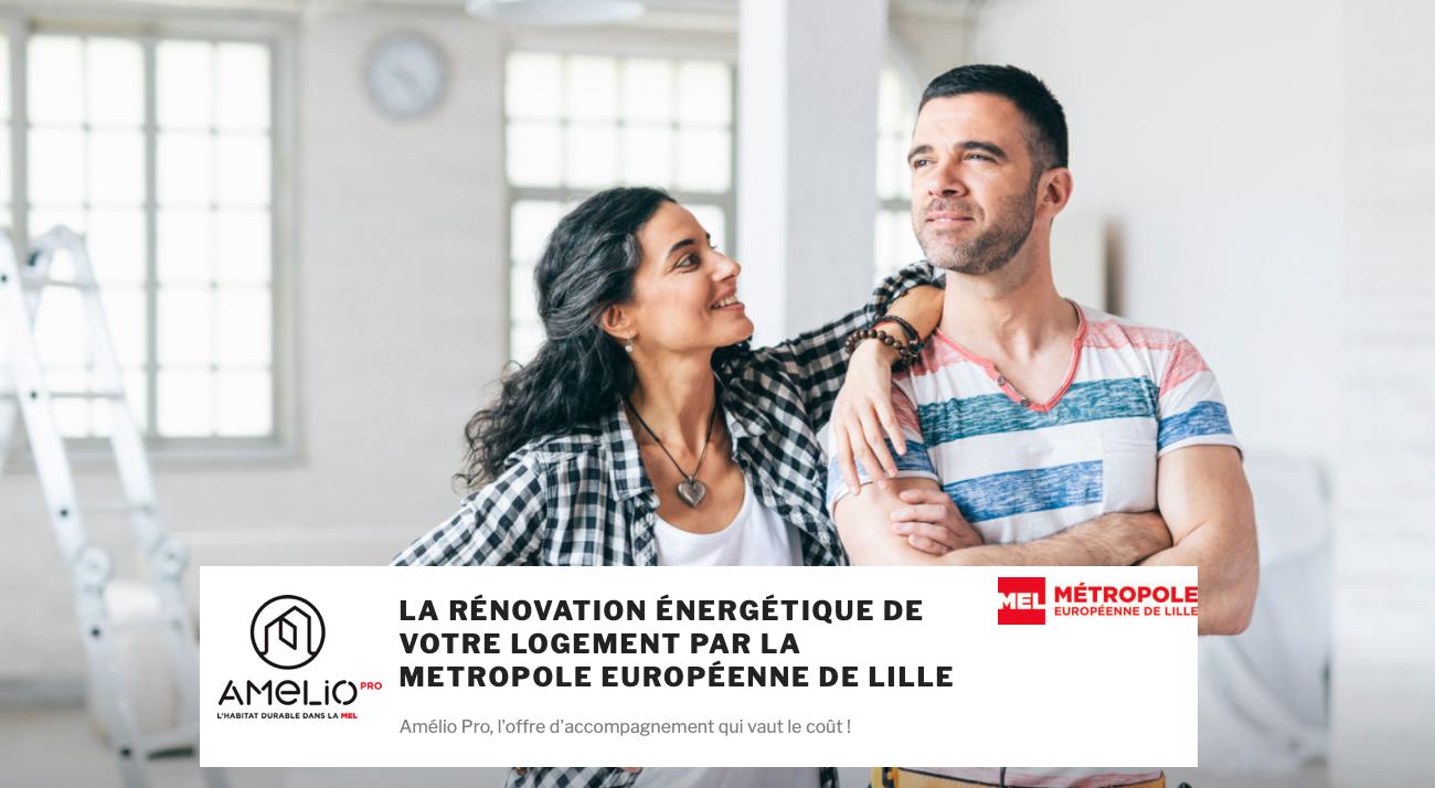 renovation energetique de logement avec amélioration pro a lille