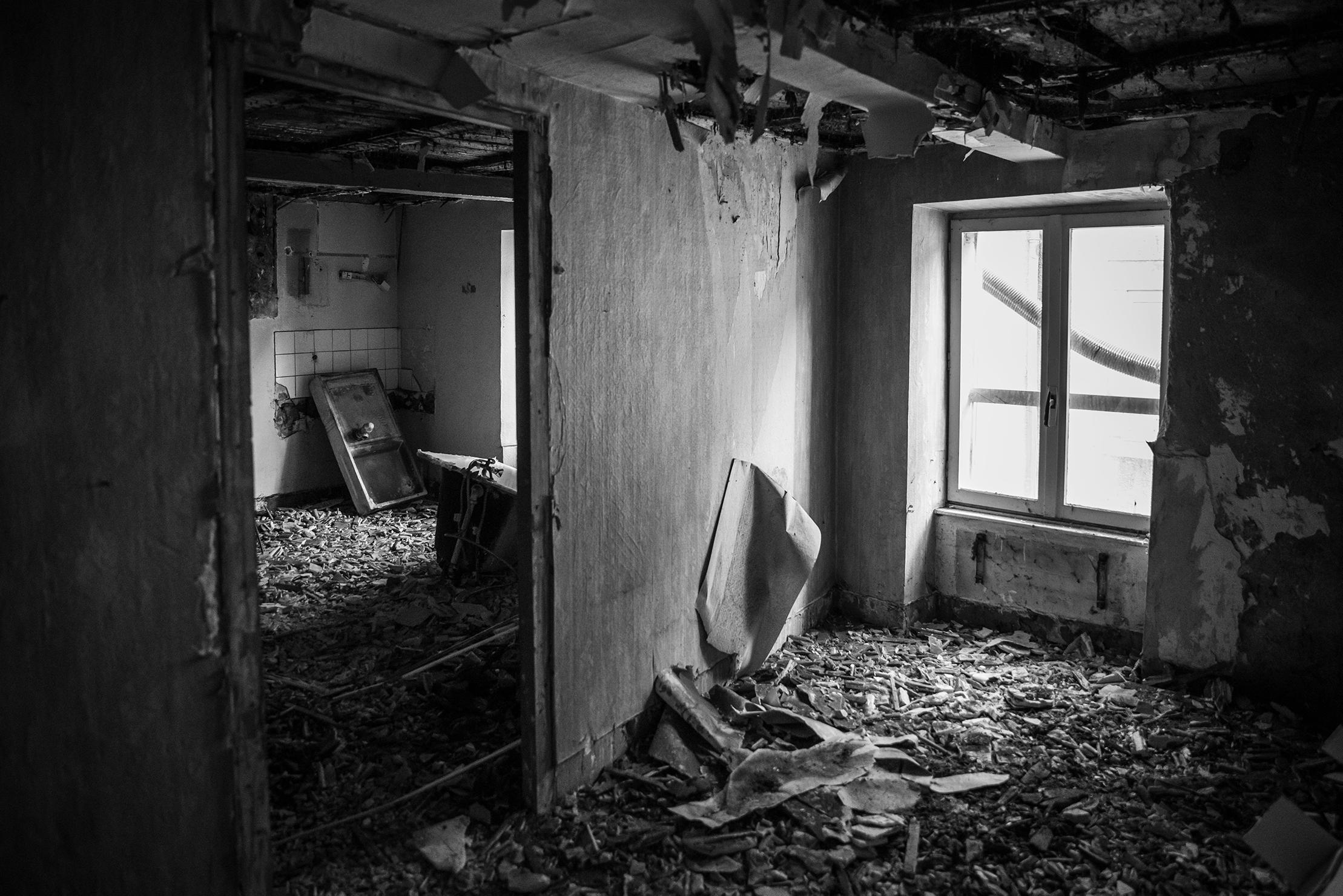 Concession de Vesoul - Maison Lesigne avant demolition
