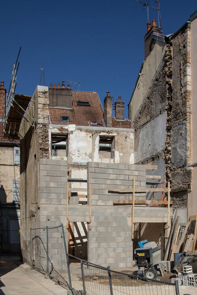 Concession Vesoul - Maison Lesigne deuxieme etage