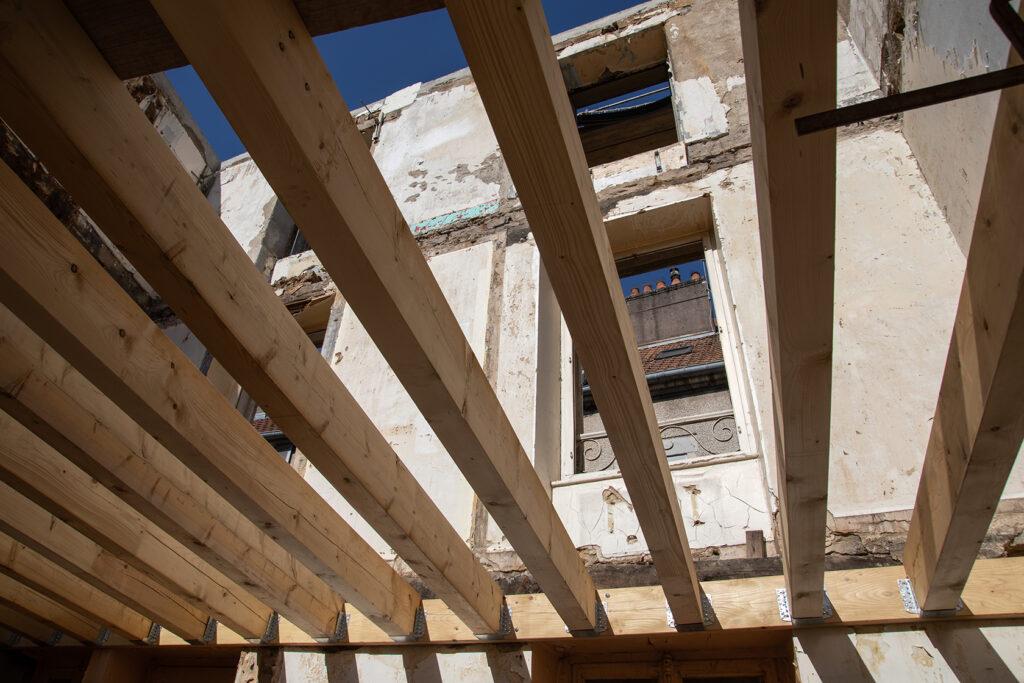 Concession vesoul - Maison Lesigne premier etage acheve